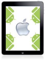 Планшетники с Android отвоевывают рынок у Apple iPad