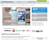17-летний парень заработал $30000 на продаже белых iPhone 4