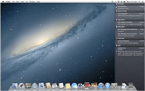 Apple выпускает OS X 10.8 Mountain Lion Developer Preview