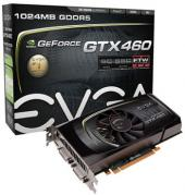 Видеокарта EVGA GeForce GTX 460 FTW